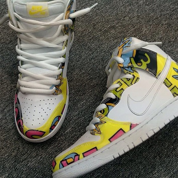 Nike Dunk SB De La Soul 09
