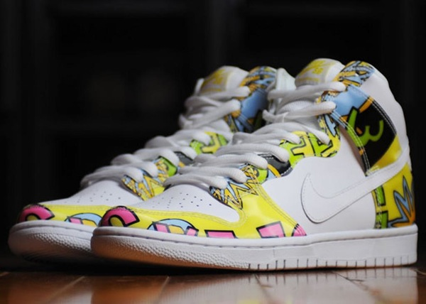 Nike Dunk SB De La Soul 10