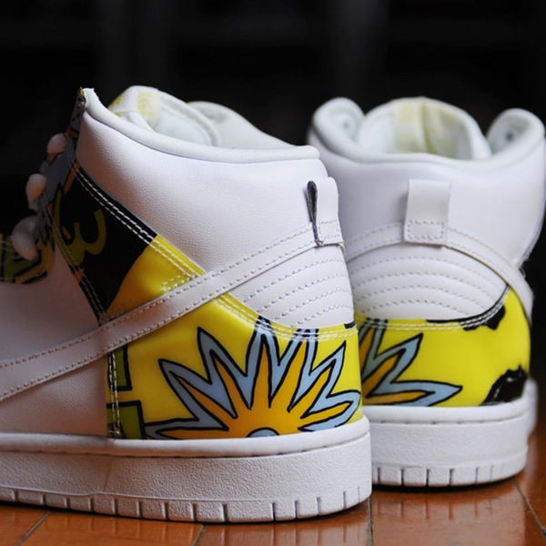 Nike Dunk SB De La Soul 11