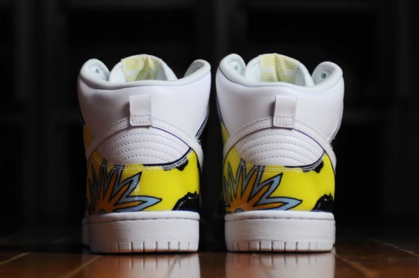 Nike Dunk SB De La Soul 13