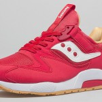 "Saucony Grid 9000 ""Red Yellow Gum"""