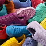 50 colores, 50 opciones… Adidas Superstar Pharrell