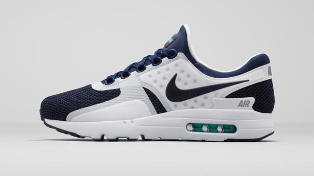 huge selection of 8d6aa 7e4f3 Bueno, aquí las Nike Air Max Zero.