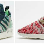 "Adidas Originals ZX8000 Boost ""Hawaiian Print"""