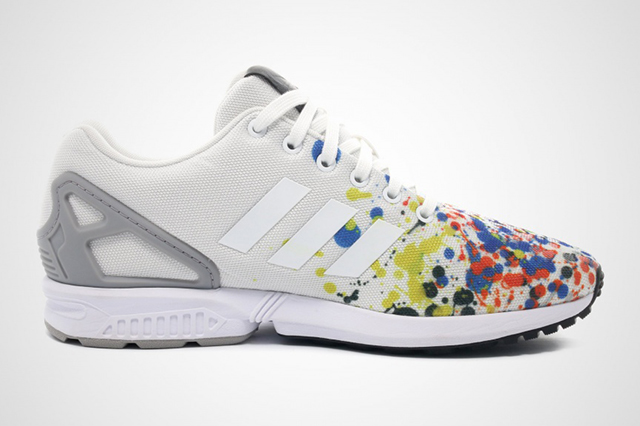 Adidas ZX Flux Splattered Toe 02