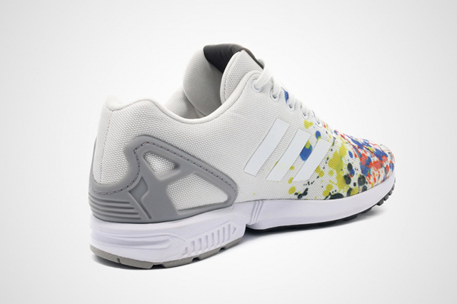 Adidas ZX Flux Splattered Toe 04