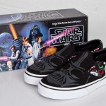 Vans Classic Slip On Darth Vader