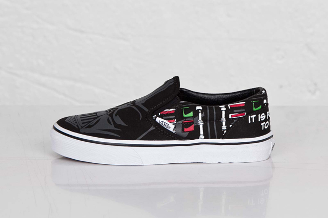 vans slip on chile