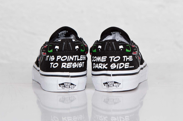 Vans Slip On Darth Vader 03