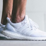 "Adidas Ultra Boost ""All White"""