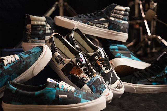 DQM x Vans x Blue Note Records 01