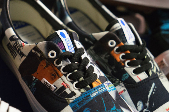 DQM x Vans x Blue Note Records 02