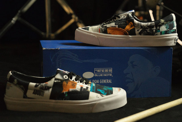 DQM x Vans x Blue Note Records 03