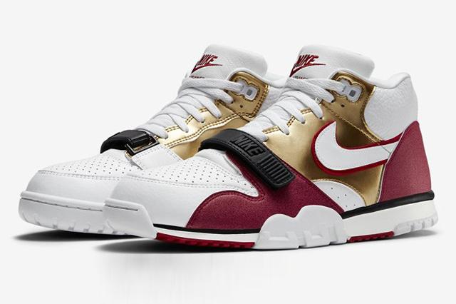 Nike Air Trainer 1 Mid Premium Jerry Rice 01