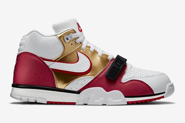 Nike Air Trainer 1 Mid Premium Jerry Rice 02