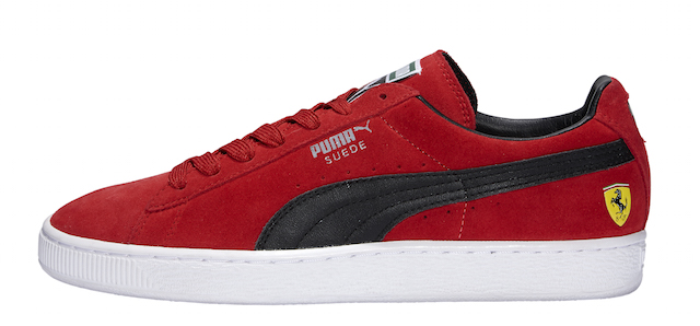 zapatillas puma ferrari chile