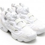"Reebok InstaPump Fury ""All White"" x Atmos"