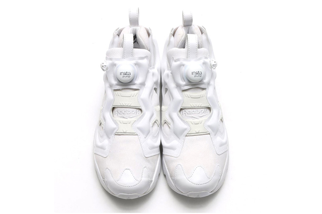 Reebok InstaPump Fury All White x Atmos 03