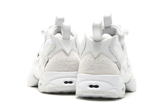 Reebok InstaPump Fury All White x Atmos 06