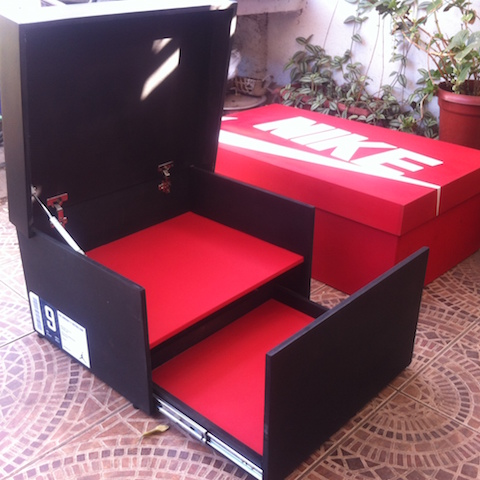 Sneaker Storage Box Made in Chile 06