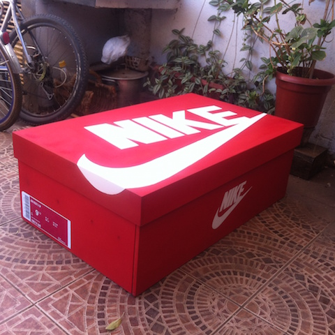 Sneaker Storage Box Made in Chile 07
