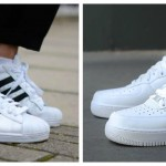 Adidas Superstar vs. Nike Air Force 1