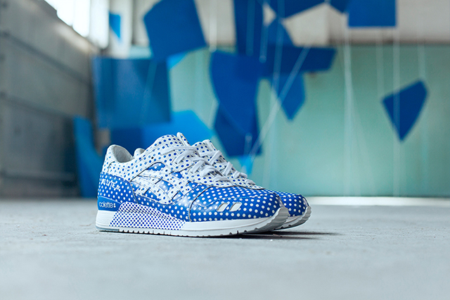 Asics Gel Lyte III 25th Anniversary x Colette 01