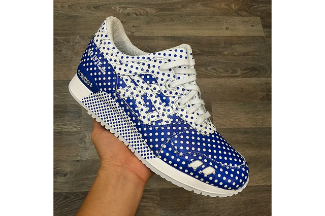Asics Gel Lyte III 25th Anniversary x Colette 05