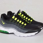 "Nike Air Max 95 Ultra ""Black/Volt"""