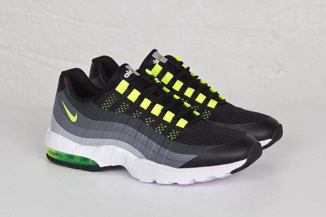 Nike Air Max 95 Ultra Black Volt 01