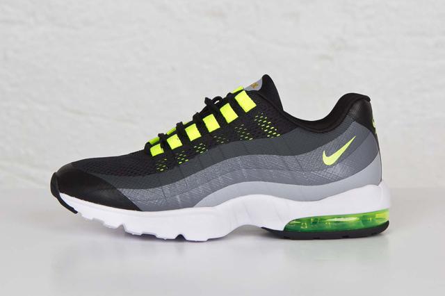 Nike Air Max 95 Ultra Black Volt 02