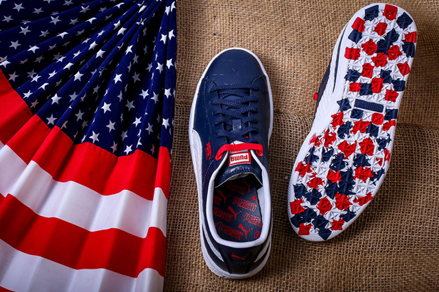 Puma Basket Independence Day Pack 07