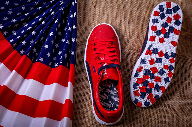 Puma Basket Independence Day Pack 08