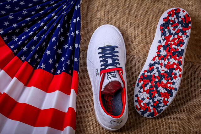 Puma Basket Independence Day Pack 09