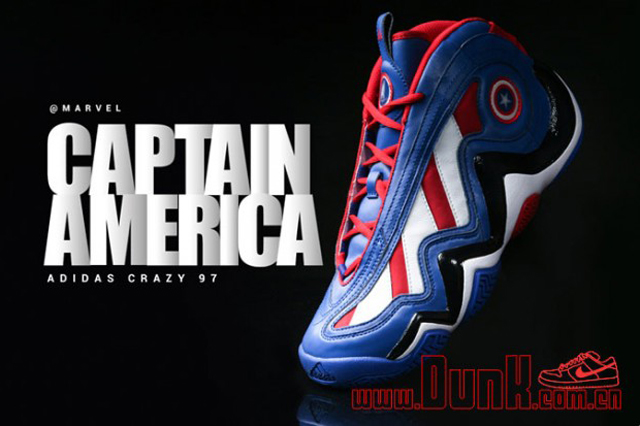 The Avengers x Adidas Basketball Collection 04