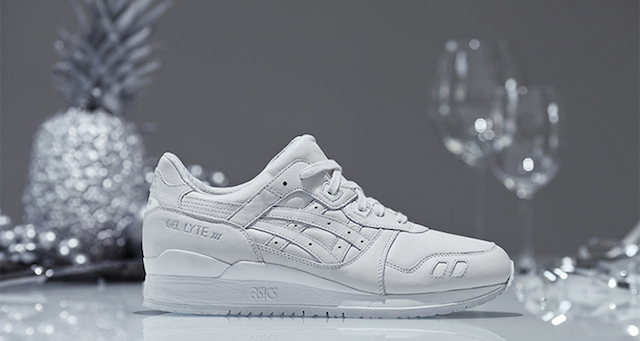 Asics Gel Lyte III Birthday Dinner x ATMOS 01
