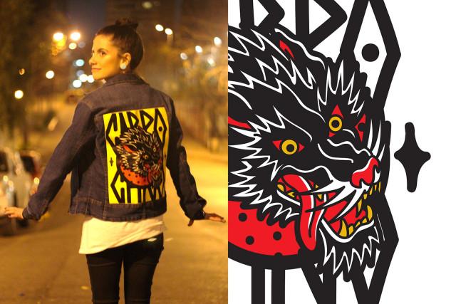 La Dama y El Lobo Cabro Chico 04