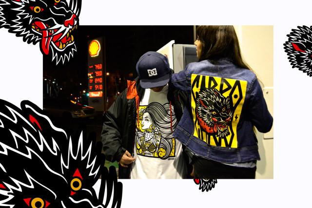 La Dama y El Lobo Cabro Chico 05