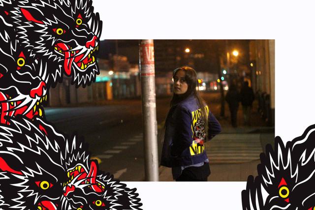 La Dama y El Lobo Cabro Chico 08