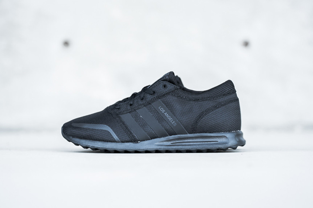 Adidas Los Angeles Black Black 01