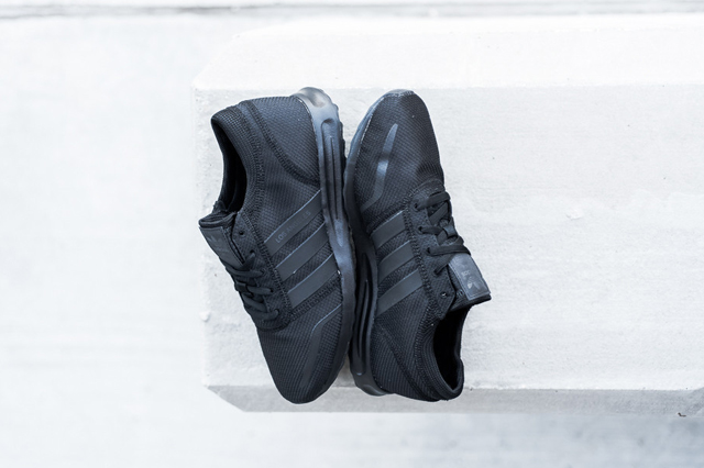 Adidas Los Angeles Black Black 02