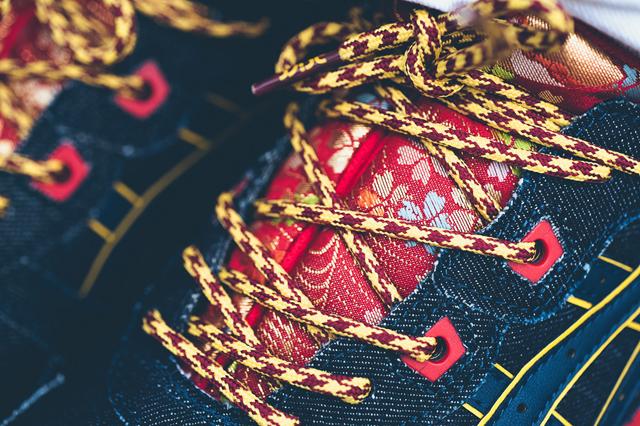 Asics Gel Lyte III Kimono Navy 06