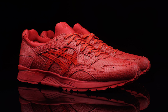 Asics Gel Lyte V Red Mamba 01