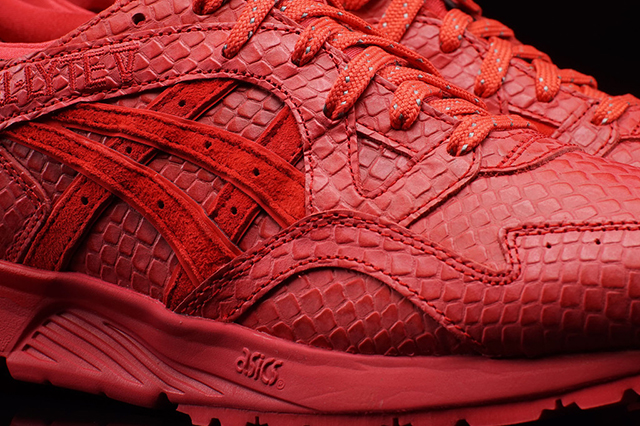 Asics Gel Lyte V Red Mamba 02