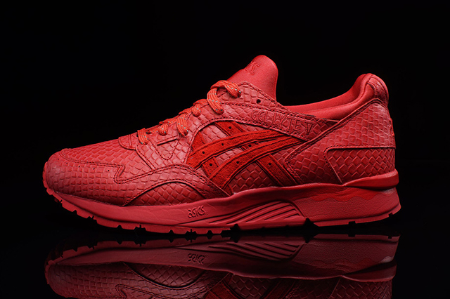 Asics Gel Lyte V Red Mamba 03