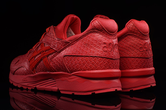 Asics Gel Lyte V Red Mamba 04