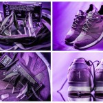 Diadora N9000 «Purple Tape» x Packer Shoes x Raekwon