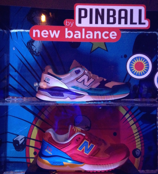 New Balance Pinball Chile 01