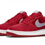 "Nike Air Force 1 ""Gym Red/Wolf Grey"""