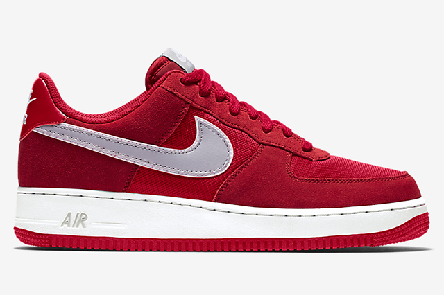 Nike Air Force 1 Gym Red Wolf Grey 02